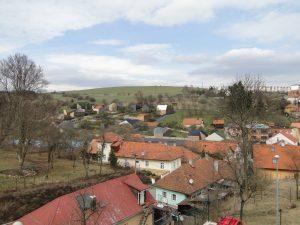 Obytná štvrt, Lokalita Nad koupalištěm, Valašské Klobouky, 2012