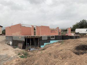 Novostavba RD, Soblahov, 2018, Lucký architects